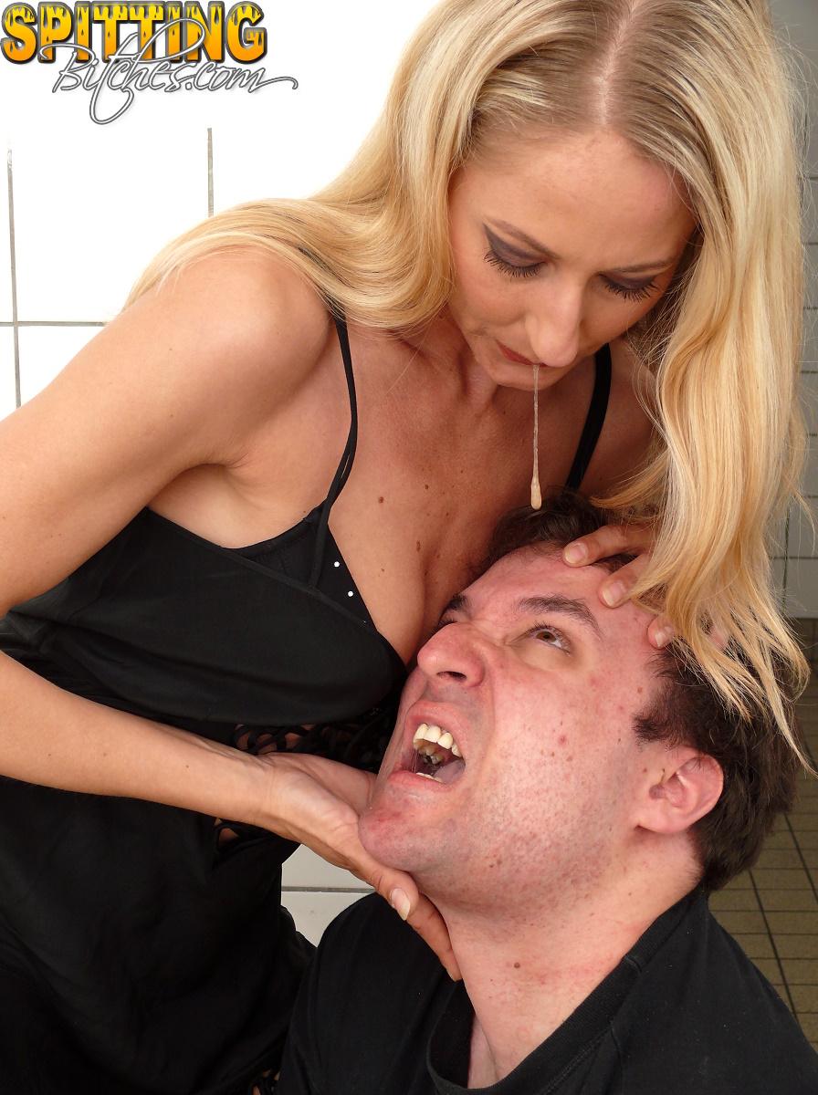 Spit Licking